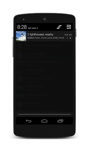 US Lighthouses - screenshot