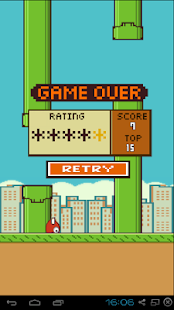 Free Floppy Bird APK for Windows 8