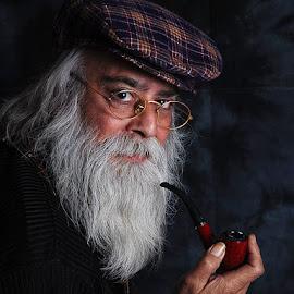 Mr Alberto by Rakesh Syal - People Portraits of Men