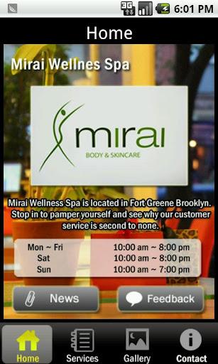 Mirai Wellness Nail Spa