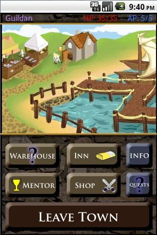 Wizards 2 RPG