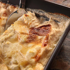 Potato Gratin with Chèvre Recipe