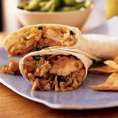 Asian Catfish Wraps