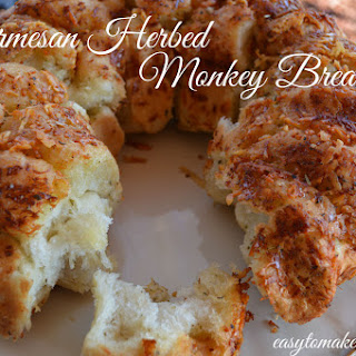 Parmesan Herbed Monkey Bread