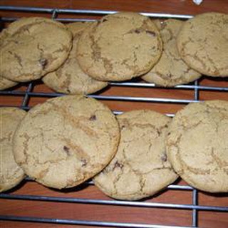 Gingered Molasses Cookies