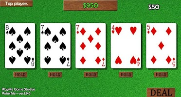 Screenshot of Poker Online FREE