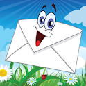 Toddler Email icon