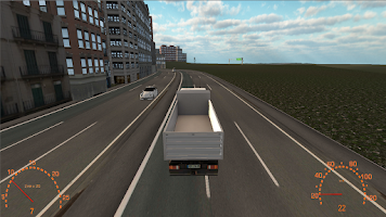Screenshot of Truck Simulator 2013