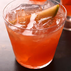 Brandy-Apple Punch  Recipe