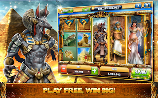 Screenshot of Cleopatra Casino - FREE Slots