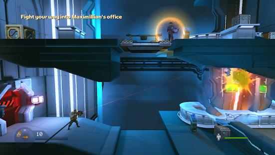 Rochard Screenshot