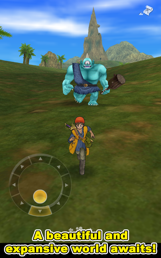 DRAGON QUEST VIII Screenshot 12