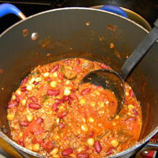 Mom's Homemade Chili