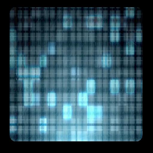 藍色塊 個人化 App LOGO-APP試玩