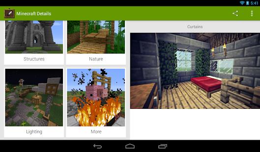Detalles de apk de minecraft descargar aplicaciones para for App decoracion