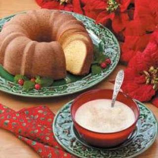 Eggnog Pound Cake Mix Recipes