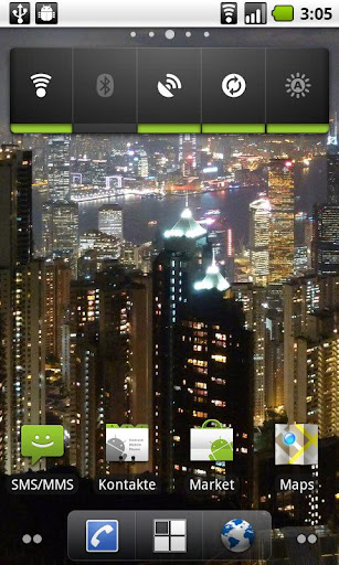 玩個人化App|Hong Kong Live Wallpaper (Pro)免費|APP試玩