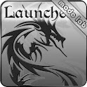 Tribal Dragon GO Launcher EX
