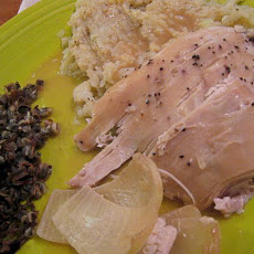 Simple Crock Pot Turkey Breast