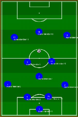 Soccer Tactics Board 2