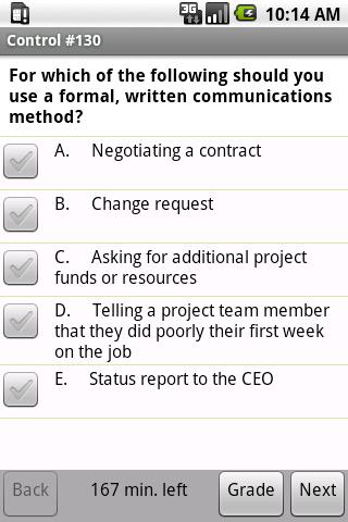 PgMP Program Management Prep