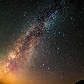 by Umair Khan - Landscapes Starscapes