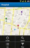 Screenshot of Bupa