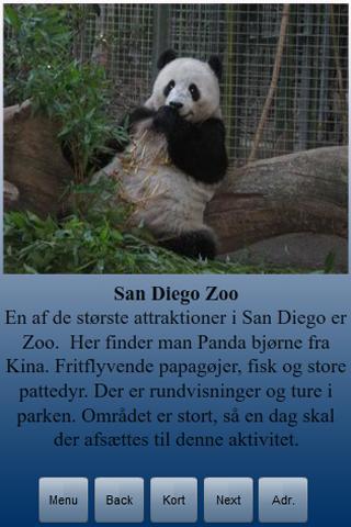 San Diego Guide [Dansk]
