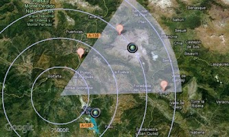 Screenshot of GeoCam Free