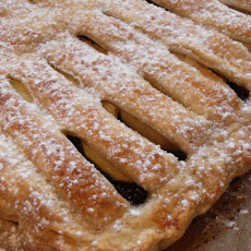 Mincemeat and Apple Jalousie