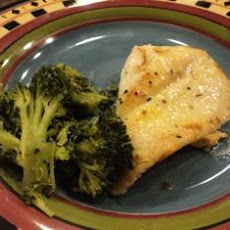 Tilapia in Butter Sauce