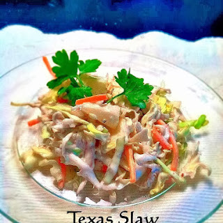 Texas Slaw Recipes