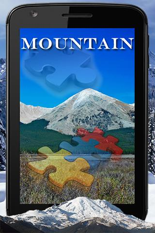 Moutain Jigsaw Puzzle