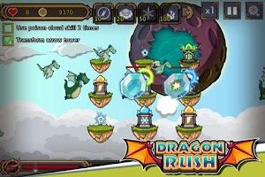 Screenshot of Dragon Rush