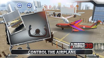 Screenshot of AIRBUS PARKING 3D