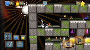 Screenshot of Planet Zoom 3D