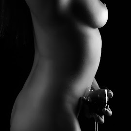 Wine by Steve Smith - Nudes & Boudoir Artistic Nude