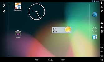 Screenshot of Easy Weather