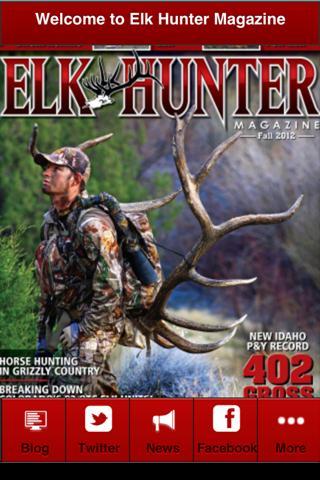 Elk Hunter Magazine