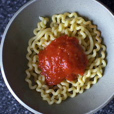 Tomato Sauce with Butter and Onions