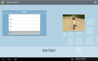 Screenshot of Z_Learn Indonesian HD Free