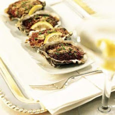 Roasted Oysters