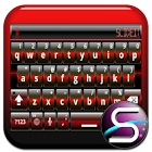 SlideIT Red Digital Skin icon