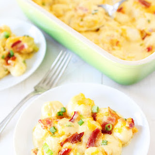 Loaded Baked Gnocchi