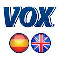 Inglés para viajar VOX icon