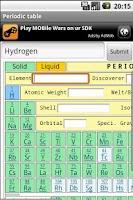 Screenshot of Formulas Lite
