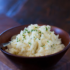 Cauliflower Mashed