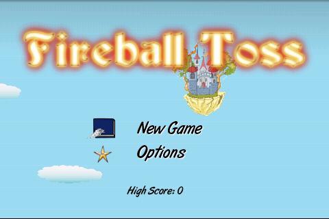 Fire Ball Toss