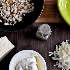 Toasted Almond Parmesan Dip