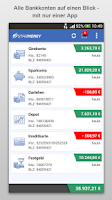 Screenshot of StarMoney